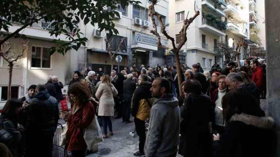 Οι κάτοικοι των Εξαρχείων διαμαρτύρονται για την εγκληματικότητα