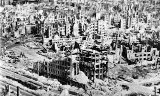 Dresde  bombardeo