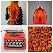 November moodboard for ORANGE BLAZE