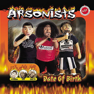 Arsonists - Date Of Birth (2001) FLAC