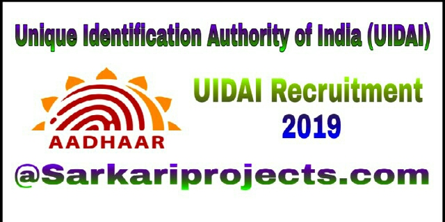 uidai recruitment,uidai,uidai recruitment 2019 apply online,uidai recruitment 2018-19,aadhar card jobs uidai recruitment 2017,aadhaar uidai recruitment 2019,uidai recruitment 2019 for 12th pass,recruitment 2019,job recruitment 2019,Uidai recruitment 2019