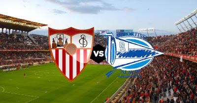 مشاهدة مباراة إشبيلية وديبورتيفو ألافيس بث مباشر اليوم