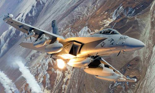 India Jadi Rebutan Negara Superpower : Boeing Tawar Produksi Super Hornets Di India Jika Dibeli