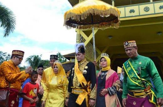 Sultan Pontianak Desak Polisi Tangkap Hendropriyono