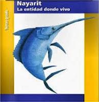 La Entidad donde vivo: Nayarit