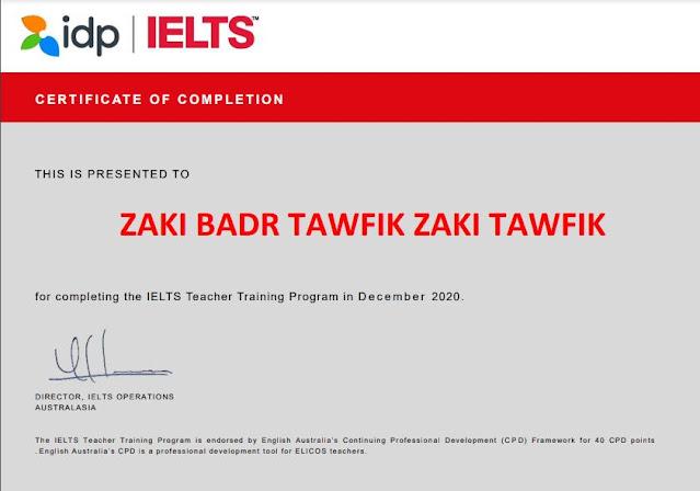 IELTS-Teacher Trainer- Program- IDP-Australia