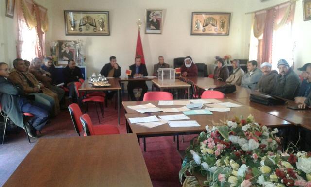 المكلف بتدبير مديرية فجيج يشرف على عملية الانتخابات لاستكمال هياكل المجلس الاداري للأكاديمية
