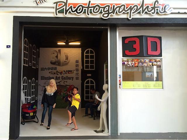 Melaka Photographfie Art Gallery