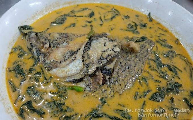 Kuliner Medan - Rumah Makan Pondok Gurih