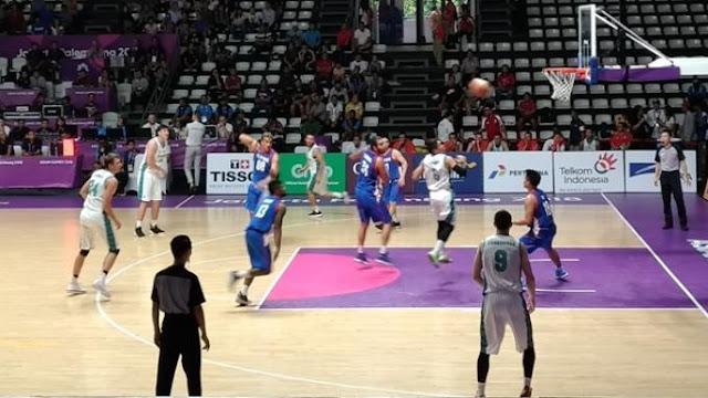 Basket Asian Games: Tanpa Si Pemain NBA, Filipina Ungguli Kazakhstan 96-59 di Laga Perdana