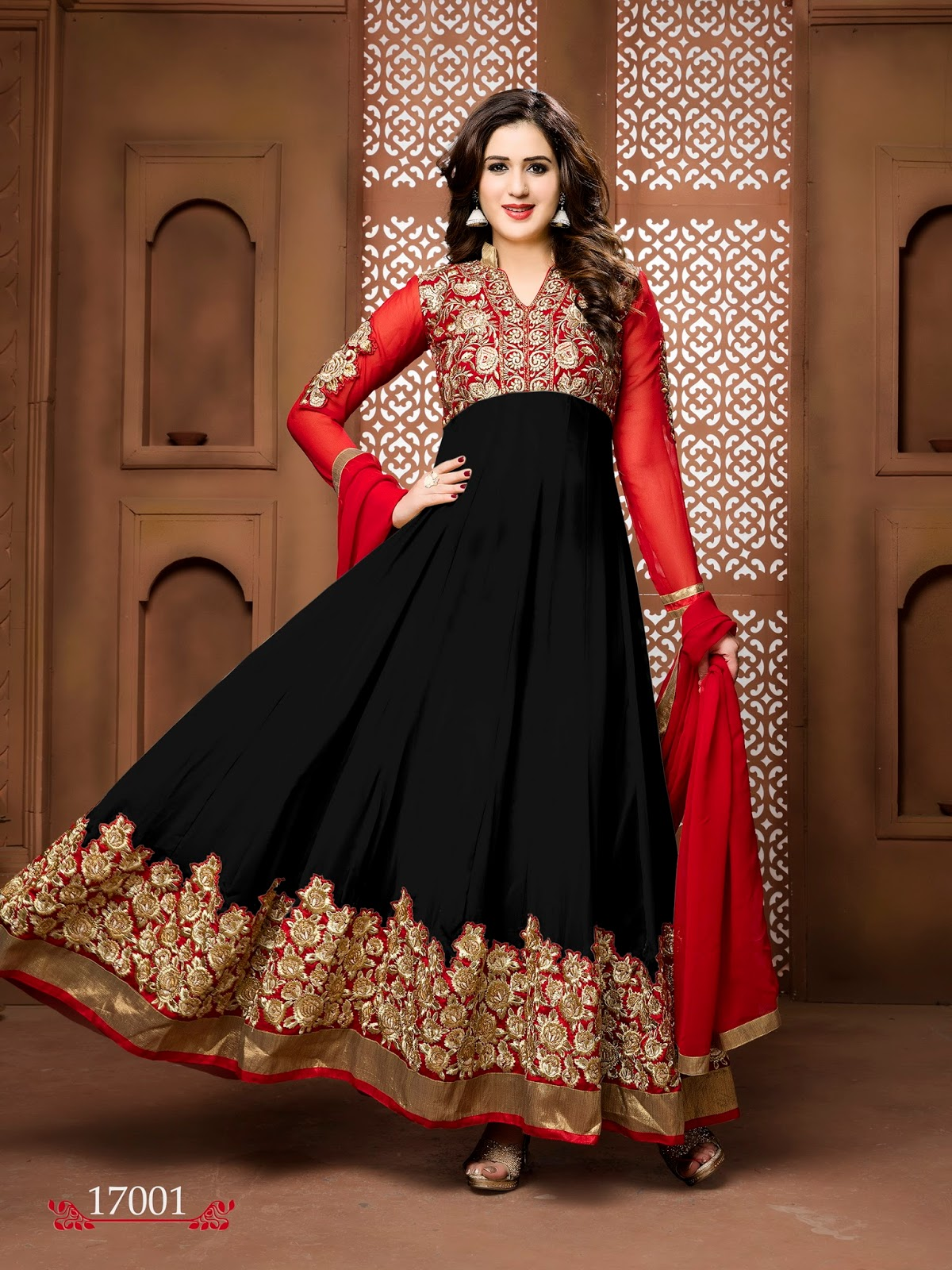 Aanaya Vol 8 – Same Design Diffrent Color Stylish Salwar Suit