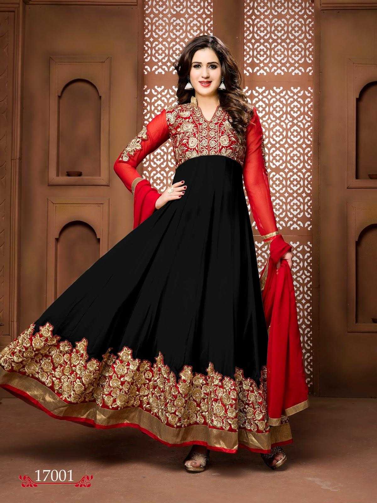 Aanaya Vol 8 – Same Design Diffrent Color Stylish Salwar Suit