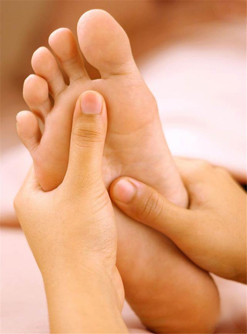 Refleksoloji Ayaktan Gelen Sağlık