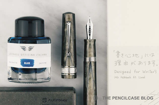 REVIEW: LEONARDO CUSPIDE FOUNTAIN PEN