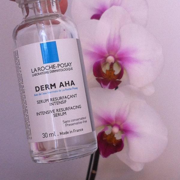 Resenha: Derm AHA - La Roche Posay