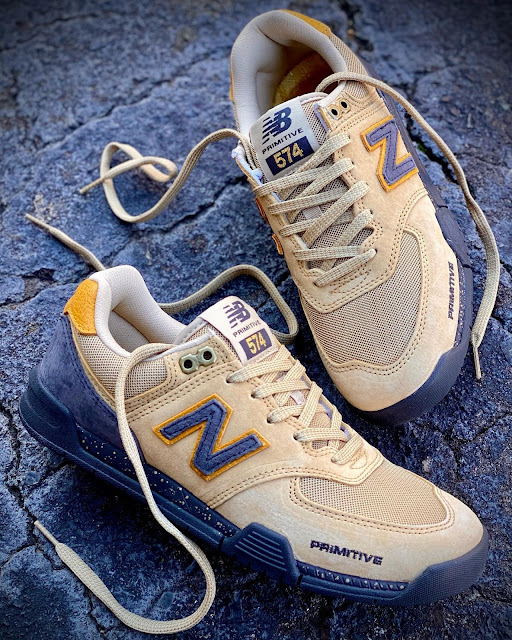 Primitive X New Balance Numeric Limited Edition 574