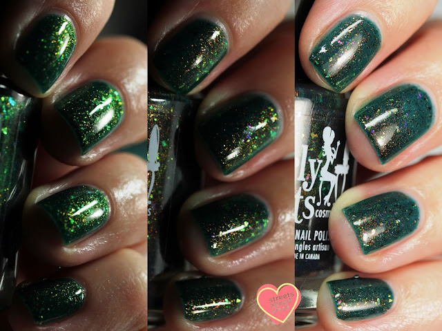 Girly Bits All UP In Ma Bizness swatch by Streets Ahead Style