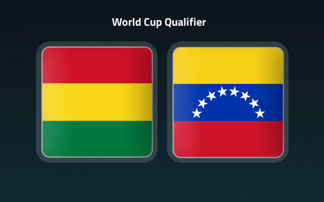 Bolivia vs Venezuela Live : 2021 world cup qualifying Live Where to watch
