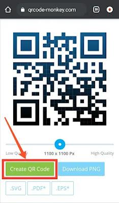 QR Code kya hota hai aur kaise banaye? | QR code Full Form in hindi