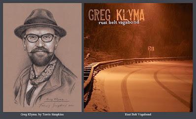 Greg Klyma. Singer-Songwriter and Folk Musician. Rust Belt Vagabond. by Travis Simpkins