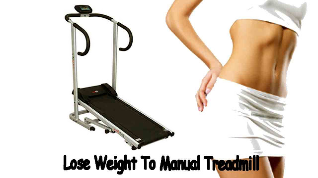 treadmill Runing to Lose Weight