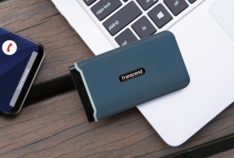 Transcend Launches ESD350C Portable SSD