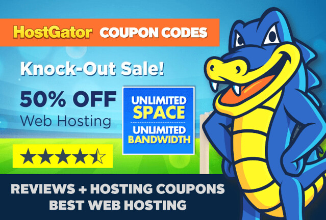 Hostgator India 50% discount coupon October 2020