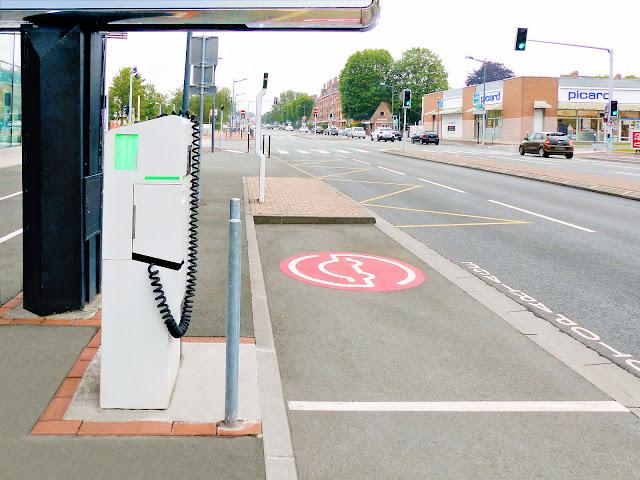 Citiz Tourcoing Autopartage - Station Union LMH Électrique