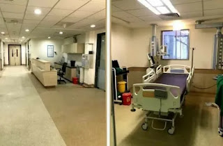 भारत का पहला कोरोनावायरस अस्पताल रिलायंस इंडस्ट्रीज ने दिया