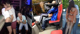 16 τραγικά ζευγάρια, που ξεφτιλίστηκαν δημόσια, Χωρίς ίχνος ντροπής!