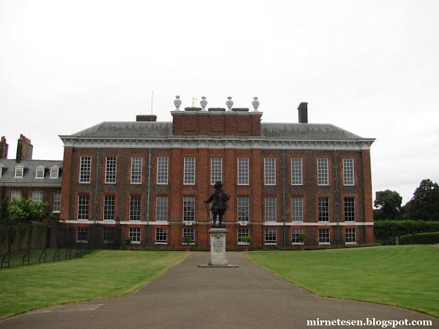 Один день в Лондоне: Кенсингтонский дворец