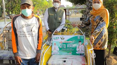 Launching MTQ Ke XXIX Jatim, Gubernur Khofifah: MTQ Menjadi Spirit Jatim Bangkit