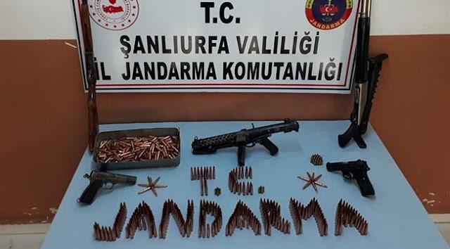 Silah kaçakçılara yönelik operasyonda 3 kişi yakalandı