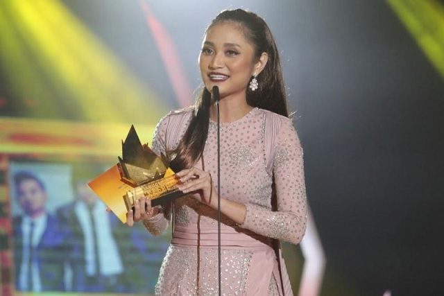 Ayda Jebat Ungguli Anugerah Melodi 2016