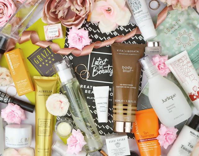 The Grazia 'Best In Beauty Edit ' Latest In Beauty Review Lovelaughslipstick Blog