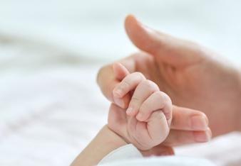 Antonio, è il primo nato a Foggia nel 2019