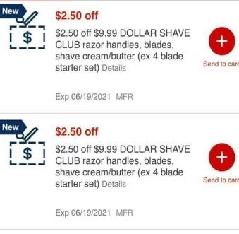 dollar shave coupon crt