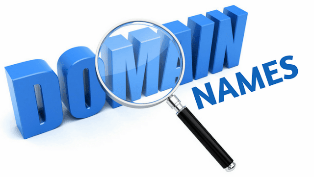 What is the domain name of your web page or website with domain extension system