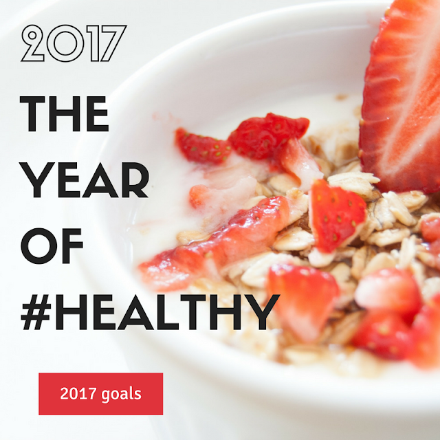 2017: The Year of Healthy