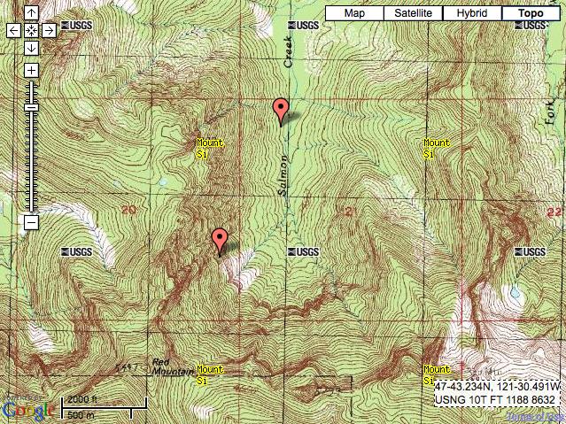 Rockhounding Washington State Map – Home Exsplore