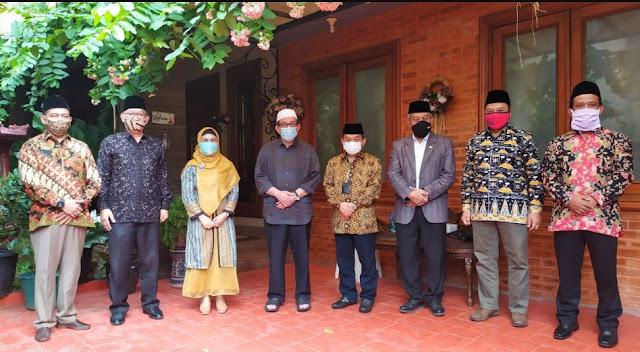 Demokrat dan PKS  Resmi Usung Putri Makruf Amin Nur Azizah di Pilkada Tangsel
