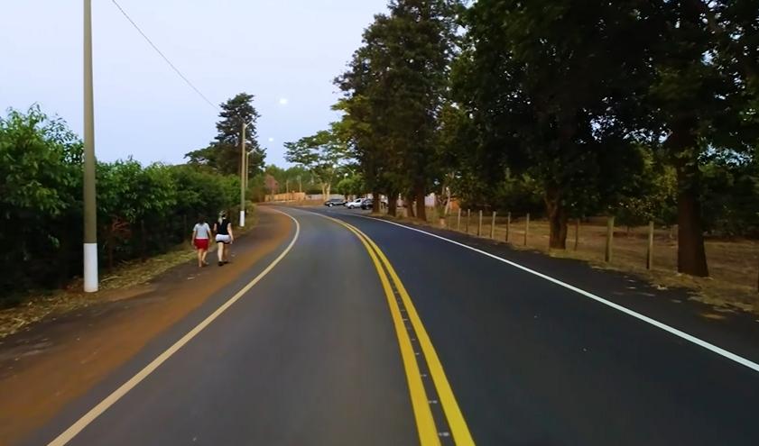 Obras de infraestrutura no Cemitério de Monte Verde Paulista são finalizadas