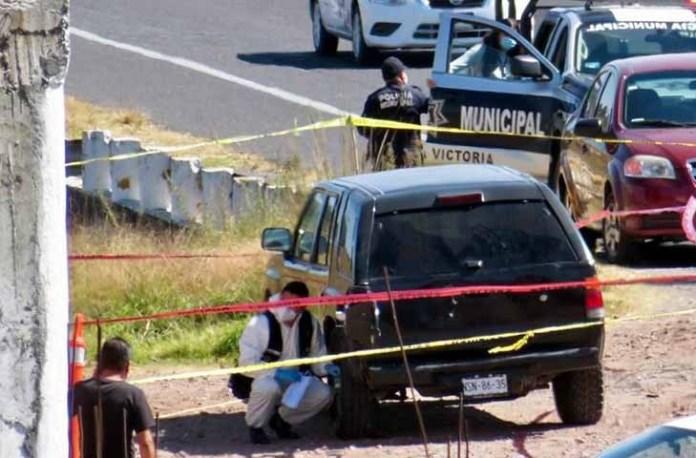 Cuatro Músicos fueron contratados para una tocada, terminaron ejecutados y abandonados en su camioneta