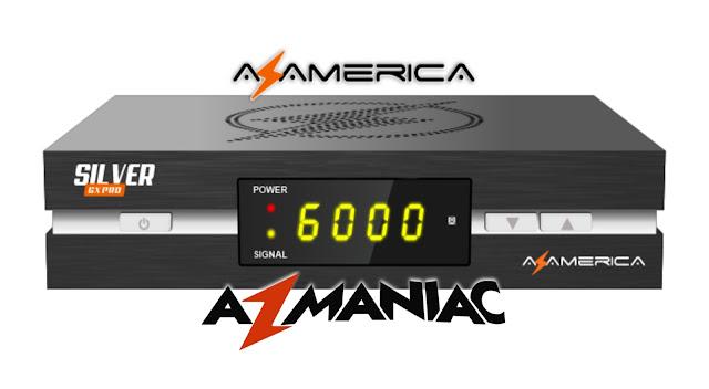 Azamerica Silver GX PRO