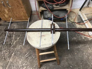 Finished antenna