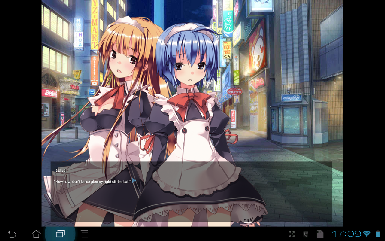 Android Visual Novel Let S Play Visual Novel On The Go Visual