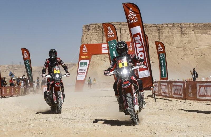 Honda giành chức vô địch Dakar Rally sau 31 năm