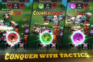 Games Tactics Squad: Dungeon Heroes Apk