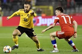 مشاهدة مباراة بلجيكا وروسيا بث مباشر اليوم 16-11-2019 في التصفيات المؤهلة لكأس الأمم الأوروبية