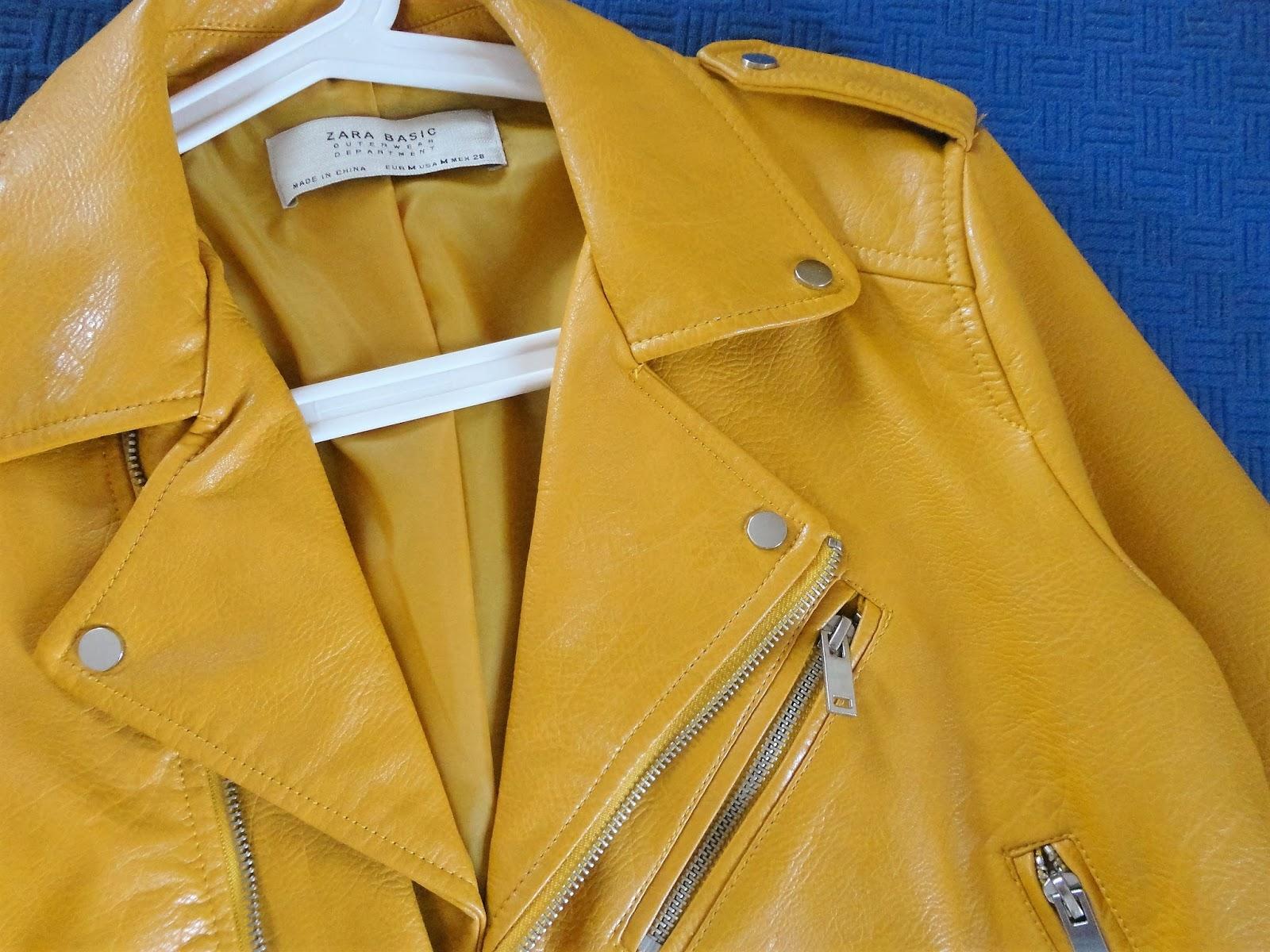 la giacca piu bella di zara